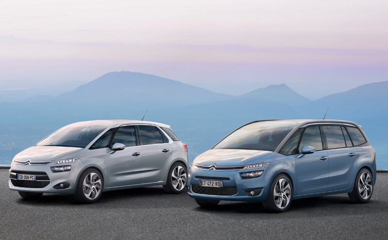 C4 Picasso leader euope